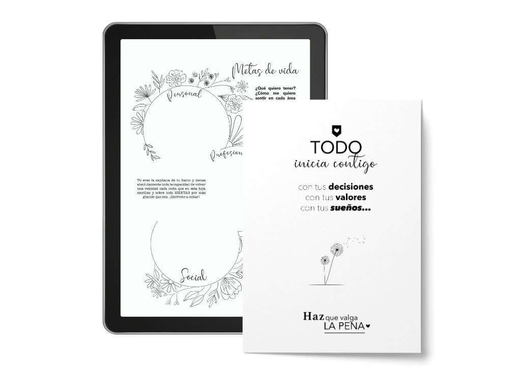 Libro digital para planear tus próximos pasos